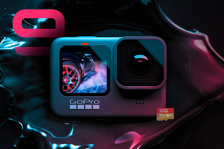 Представлена GoPro Hero 9 Black: два цветных экрана, 20-Мп датчик, видео 5K и увеличенная батарея за $450