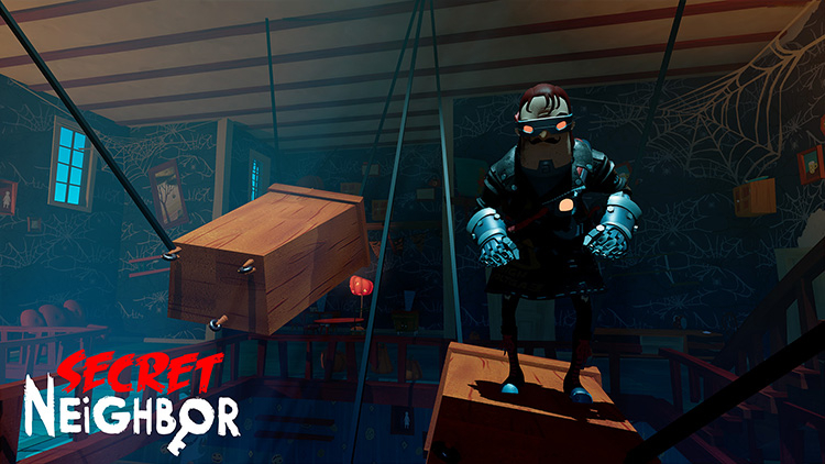 Secret Neighbor выйдет на PS4, Switch и iOS