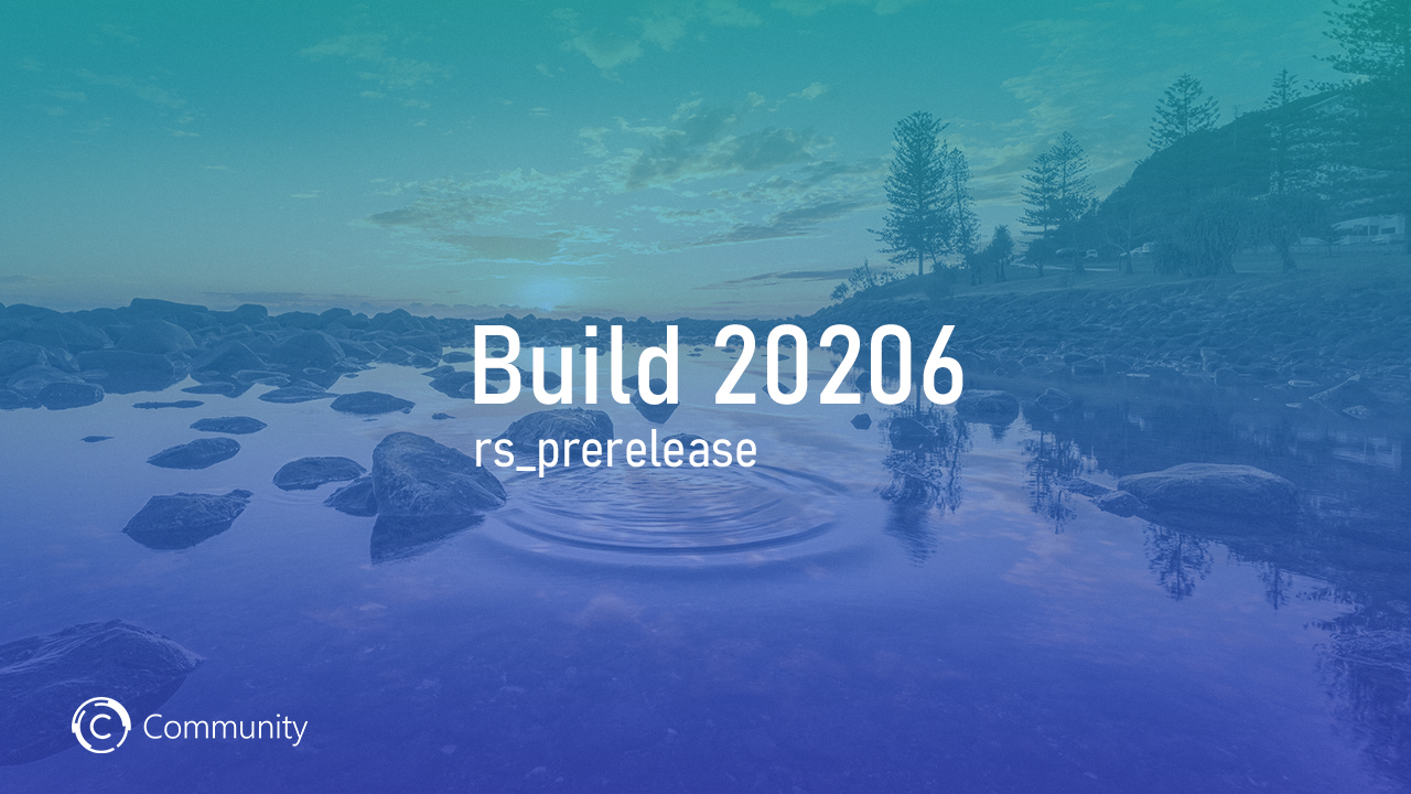 Анонс Windows 10 Insider Preview Build 20206 (канал Dev)