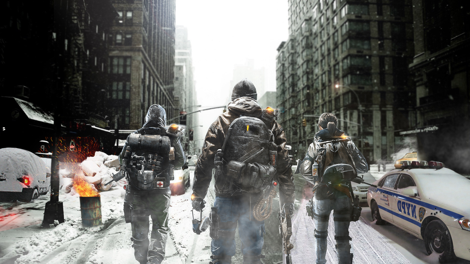 Получите бесплатно Tom Clancys The Division в Uplay
