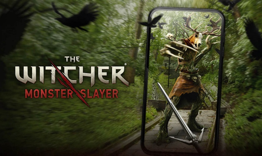 Ведьмак в AR: CD Projekt Red открыла ранний доступ к The Witcher: Monster Slayer на Android
