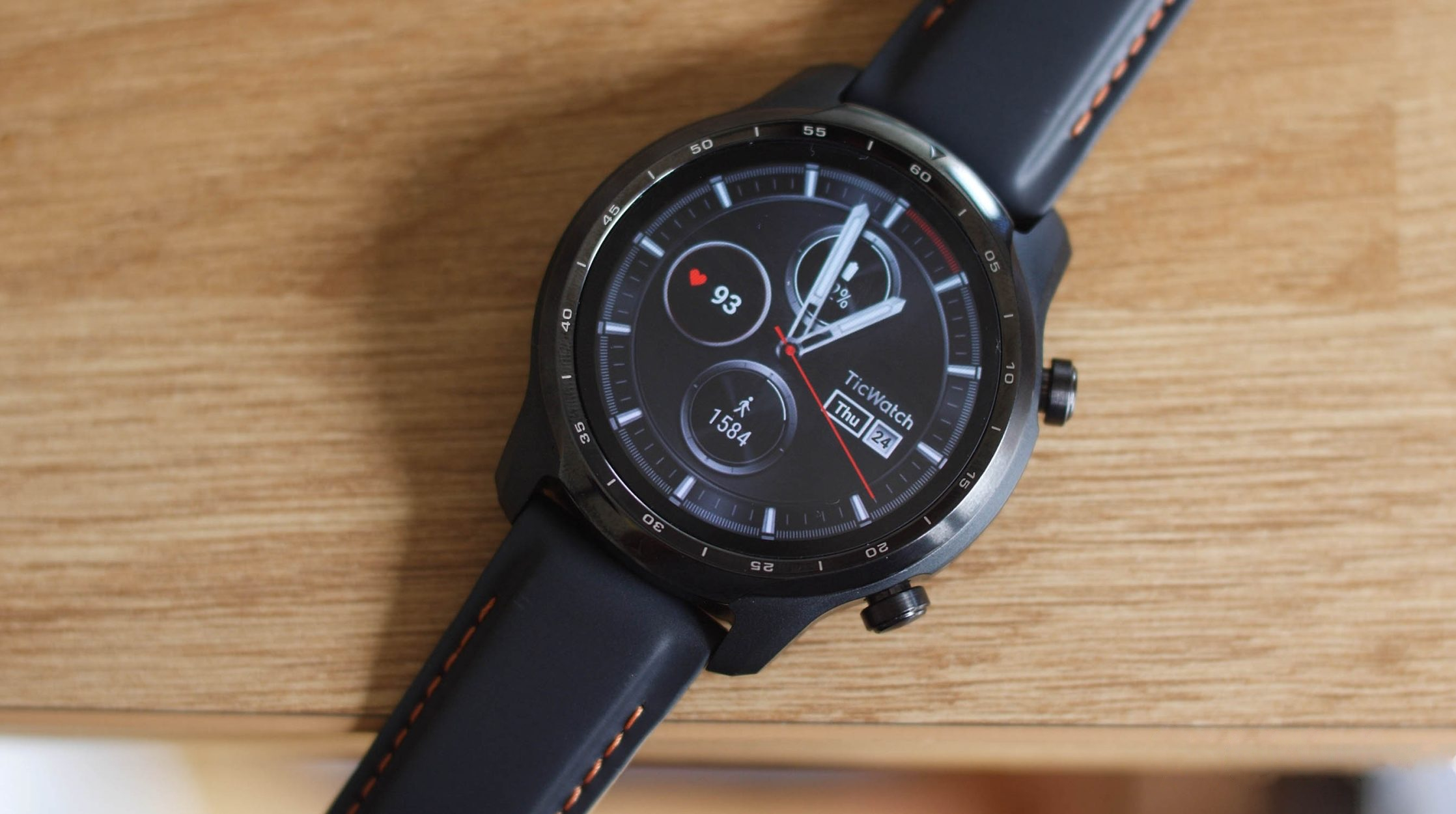 Mobvoi выпустила в Европе смарт-часы TicWatch Pro 3 с LTE и чипом Snapdragon Wear 4100 за 359