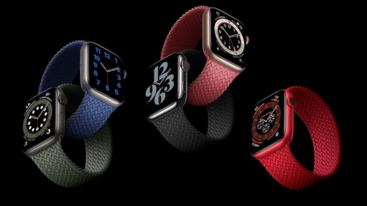 Зачем в Apple Watch 6 чип U1 и куда пропали Apple Watch 5